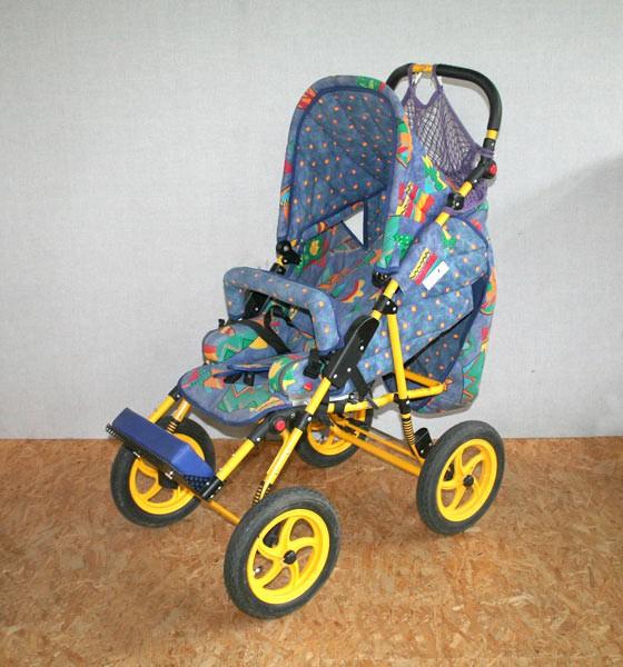 Rehabuggy Kinderwagen Thomashilfen