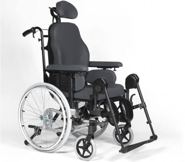 1 Tag Pflegerollstuhl Rollstuhl Multifunktionsrollstuhl Vermietung ab 20 Euro