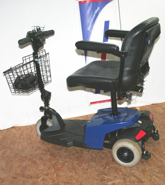 Elektromobil /3-Rad Scooter Mobilis M23L / 6km/h