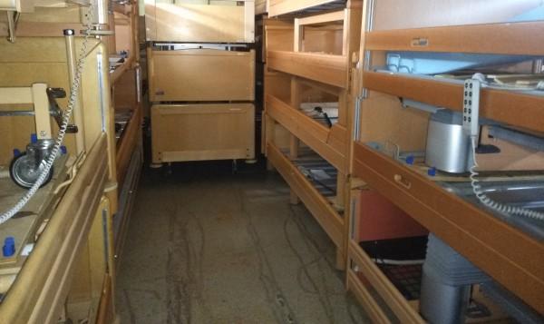 Pflegebett / Seniorenbett 90 x 200 cm