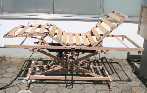 Einlegerahmen Bett Belluno 90X200 cm / 3-fach elektrisch verstellbar