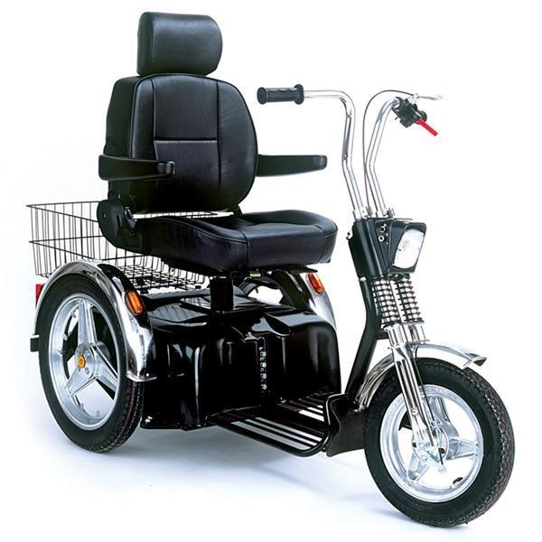 Chopper/Elektromobil Supersport SE 15 km/h