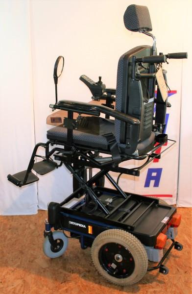 Elektrorollstuhl Ortopedia / mit Sitzlift / 6 km/h