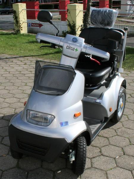 Elektromobil Circu+ S4 / 15 km/h