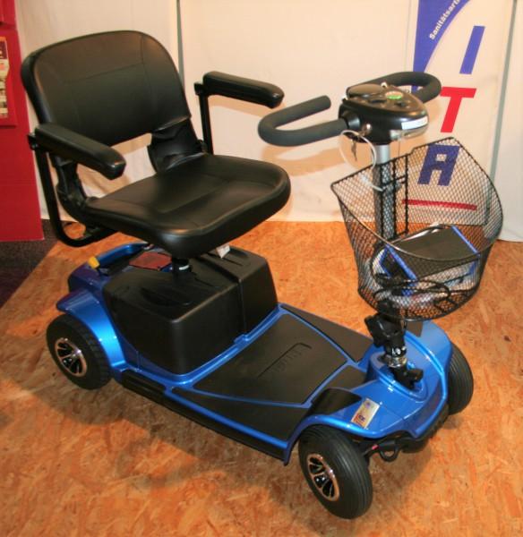 Elektromobil / Scooter Mobilis m36 / 6 km/h / Reichweite 32 km
