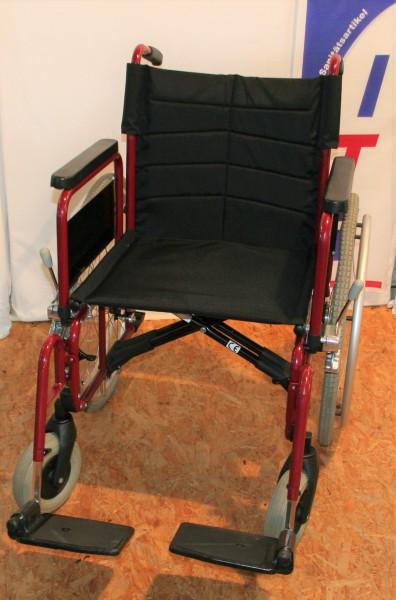 Faltrollstuhl Schulte Derne/SB 48/ Luftbereifung