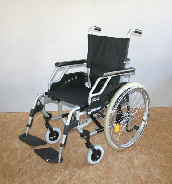 rollstuhl faltrollstuhl ortopedia sb 41 45. Black Bedroom Furniture Sets. Home Design Ideas