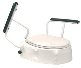 Toilettensitzerhöhung / Toilettenaufsatz/ Neuware
