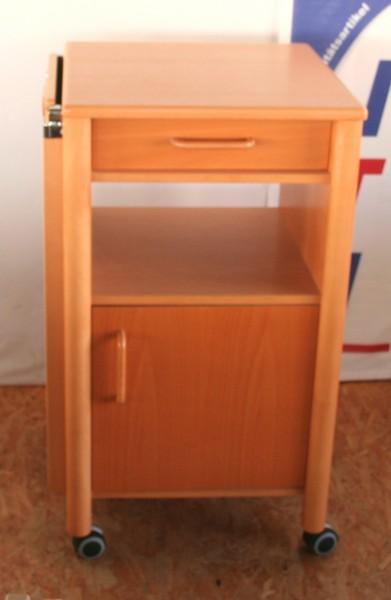 Stiegelmeyer Nachtschrank mit ausklappbarem Seitentisch
