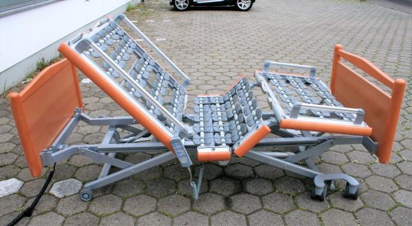 Pflegebett Völker 5380 Sonde/ 100x200 cm/ Trendelenburgstellung