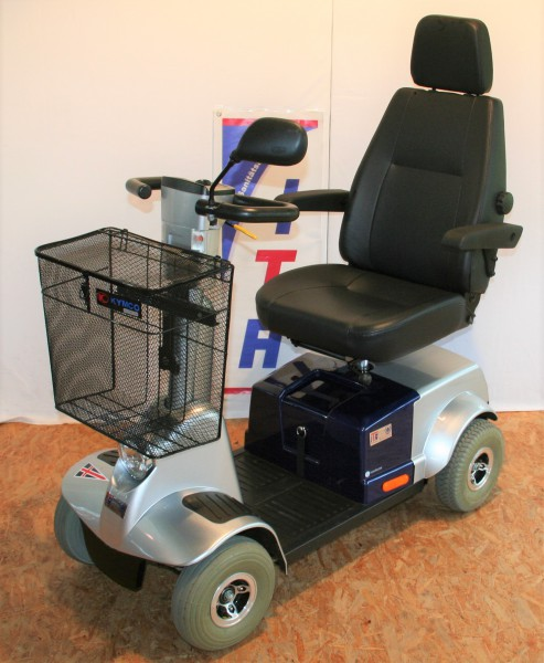 Elektromobil/ Handicare Calypso/ 6 km/h/ Reichweite 40 km