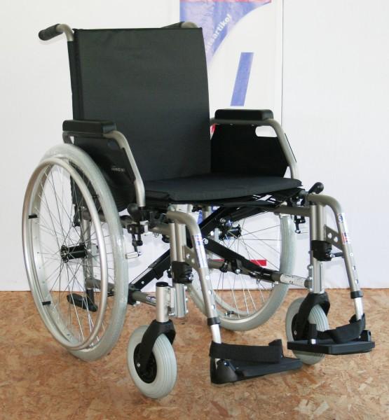 Leichtgewichtrollstuhl Novacare Vario XX Sitzbreite 39 - 50 cm