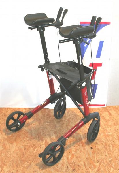 Rehasense Rollator mit Unterarmauflagen, belastbar bis 150 kg